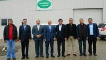 The VISIT of Kazakhstan's Delegation