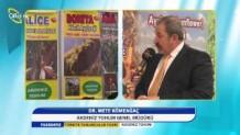 Dr. M. Mete KÖMEAĞAÇ'ın Çiftçi Tv İle Röportajı